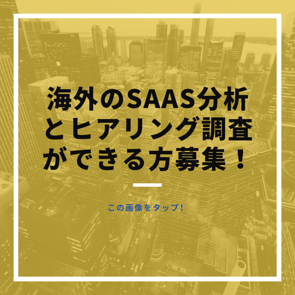 SO-SU SO=SU SaaS RIMO=TO FULURIMO=TO RIMO=TOWA=KU KAIGAI KAIGAITORENNDO