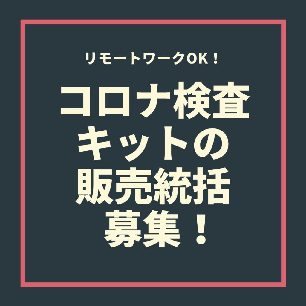 EIGYO SE-RUSU HOJINEIGYO B2BEIGYO BTOBEIGYO HANBAIKEIGYO RIMO-TO RIMO-TOWA-KU HUKUGYO